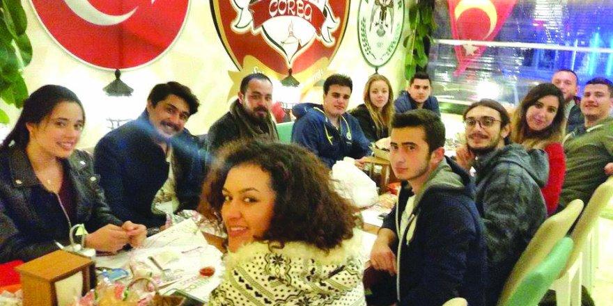 İstanbul Habitat eğitmenleri Has Paça'dalar