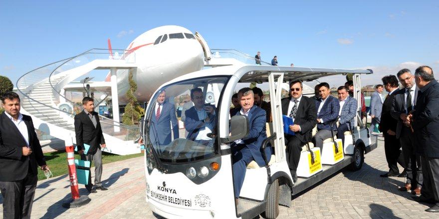Uçak Restoran Konya Mutfağı Şehre Değer Katıyor