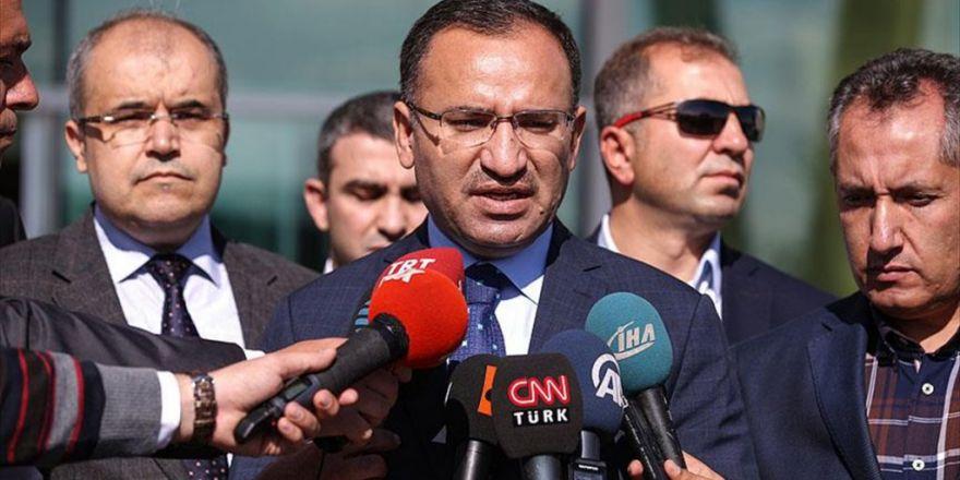 'Türkiye-abd İlişkileri Bir Terörist Yüzünden Olumsuz Noktaya Gelmesin'