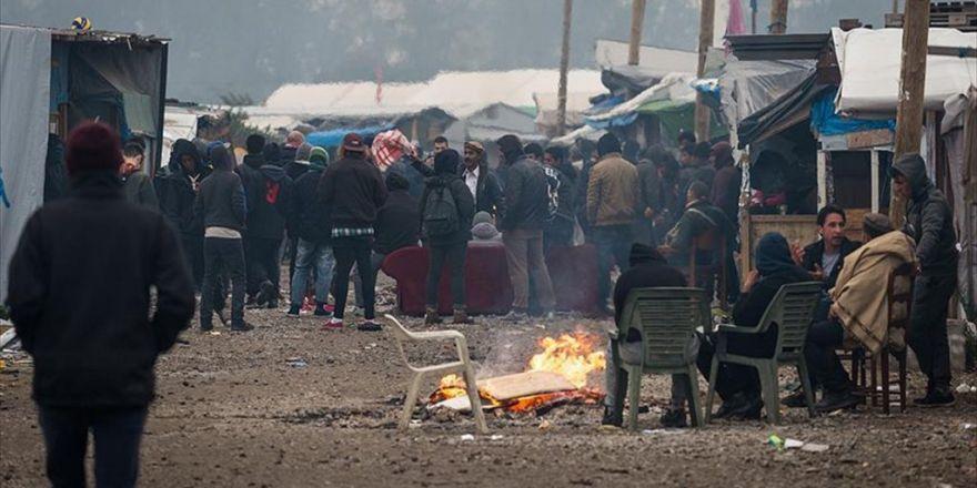'Jungle'dan Bu Sabah Bin 56 Kişi Tahliye Edildi'