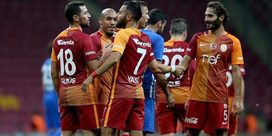 Galatasaray Kupada Gruplara Kaldı
