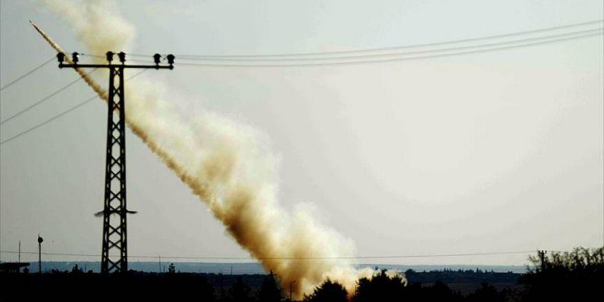 Fırat Kalkanı Harekatında 99 Deaş Ve 18 Pkk/pyd Hedefi Ateş Altına Alındı