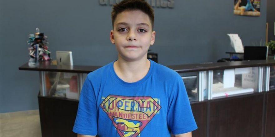 Milli Cimnastikçinin 'Yılın Genç Sporcusu' Adaylığı Sevinci