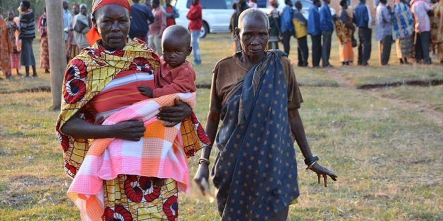 Burundi Açlık Sorunuyla Karşı Karşıya