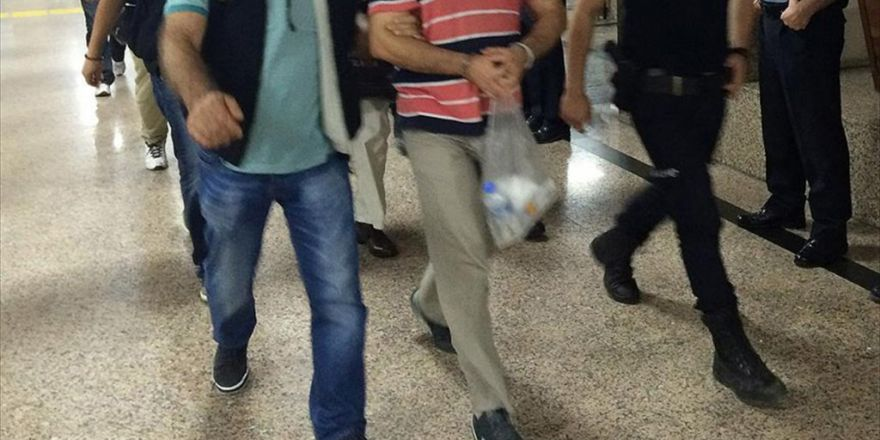 Fetö Soruşturmasında 3 Askeri Ataşe Tutuklandı
