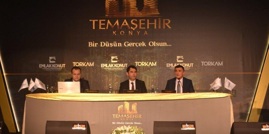 """Temaşehir Konya"" Projesi"