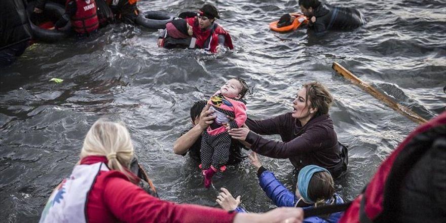 '2016 Sığınmacılar İçin En Ölümcül Yıl Oldu'