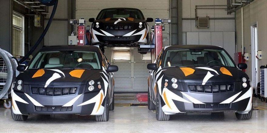 Yerli Otomobilin İlk Modeli Belli Oluyor