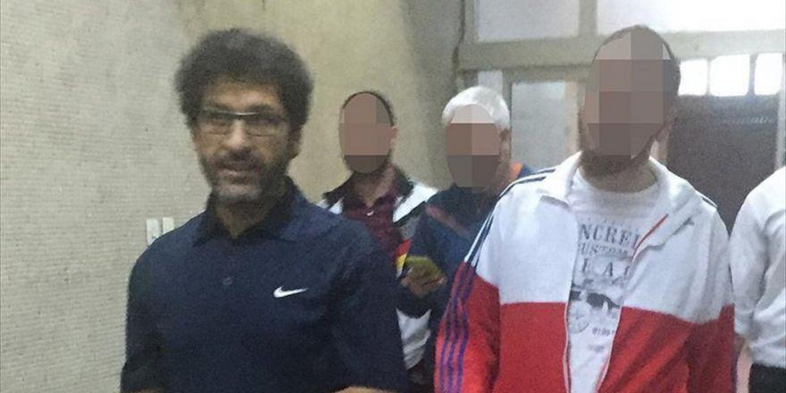 Eski Yarsav Başkanı Murat Arslan Tutuklandı