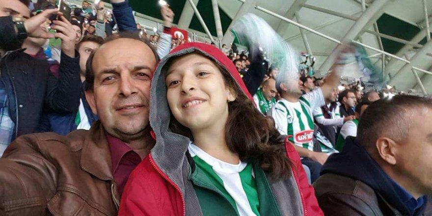 Güzel Esma babası ile Arena'da