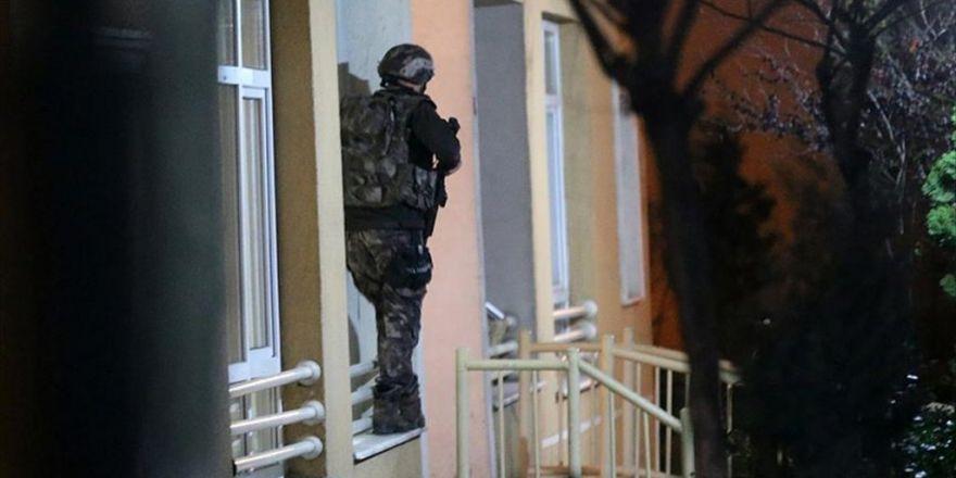 İstanbul Merkezli 6 İlde Deaş Operasyonu: 81 Gözaltı