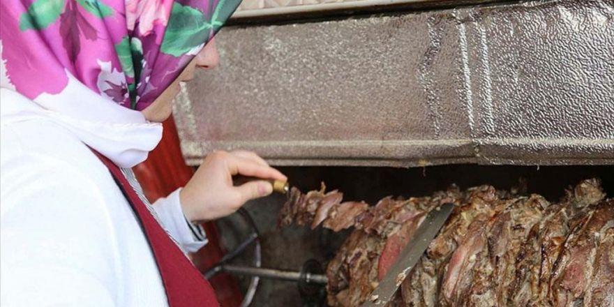 Cağ Kebabın 'Kadın' Ustası