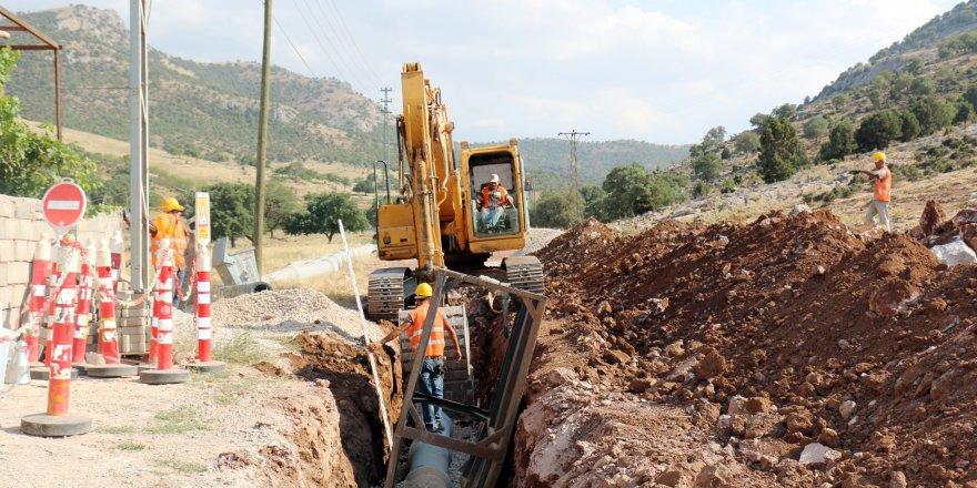 Kanalizasyon Şebeke Çalışması
