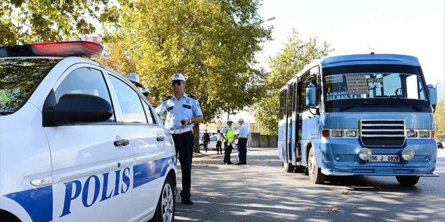 Başkent Trafiğinde '29 Ekim' Düzenlemesi