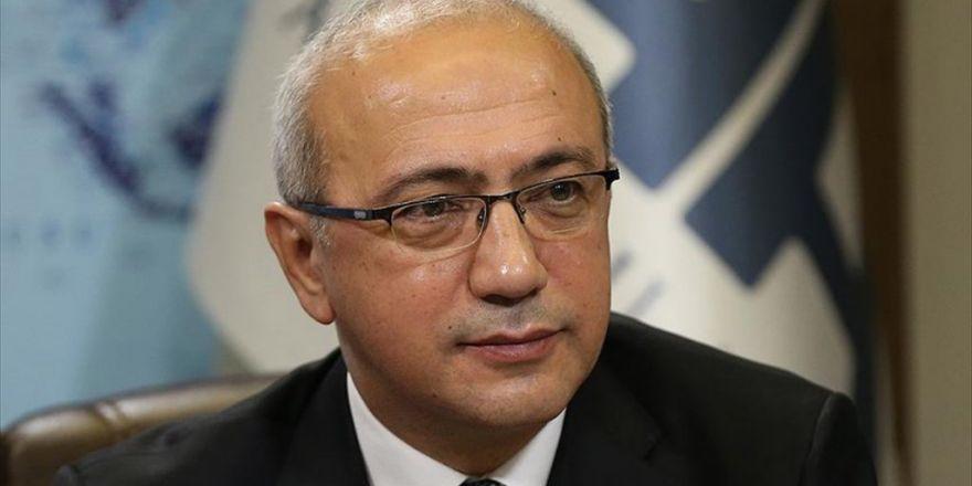Kalkınma Bakanı Elvan, Aa Editör Masası'na Konuk Olacak