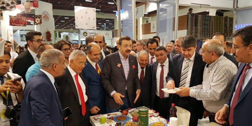 YÖREX'te Akşehir ve Nasreddin Hoca Rüzgarı