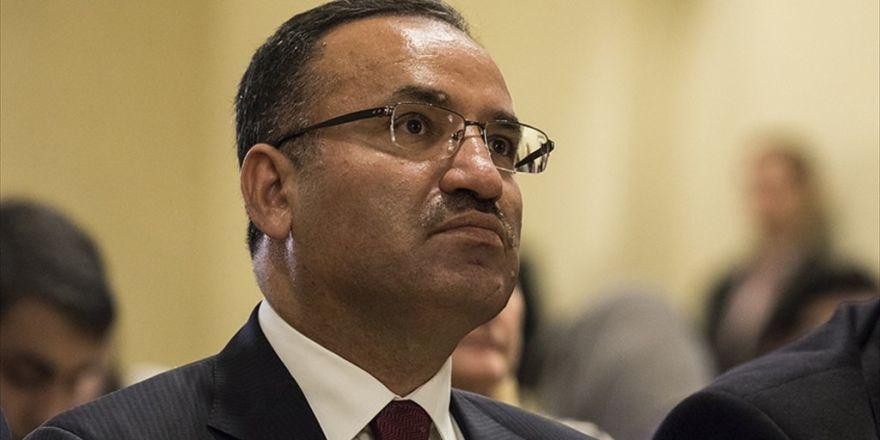 Adalet Bakanı Bozdağ'dan Abd'ye Fetö Uyarısı