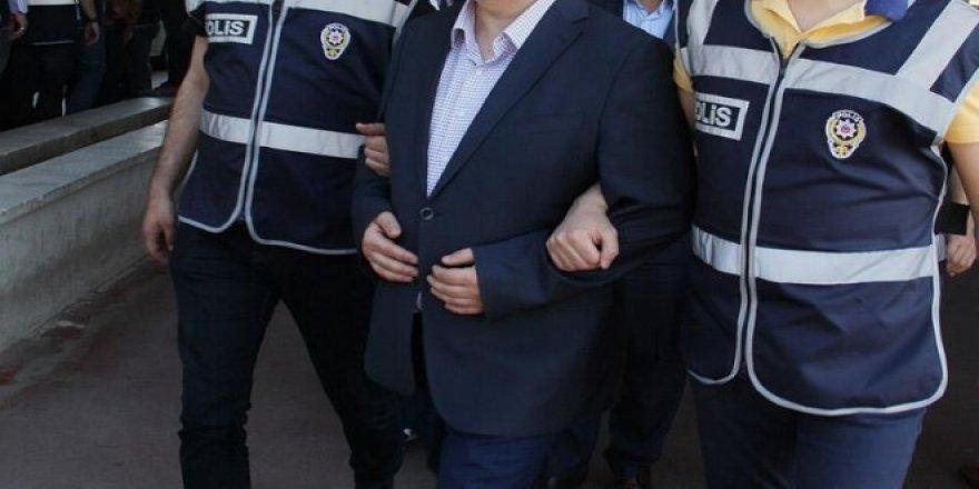 Konya'da serbest bırakılan 9 adliye çalışanı tutuklandı