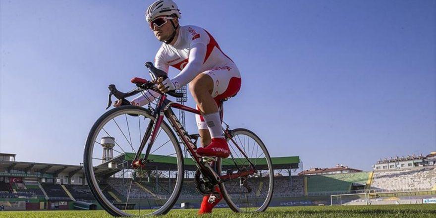 Bedava Bisiklet İçin Başladığı Sporda Şampiyon Oldu
