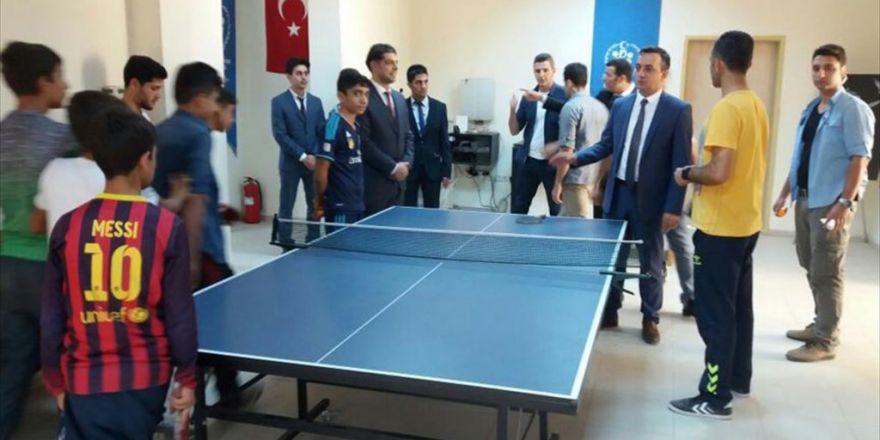 Suruç'ta Gençliğe Yatırım Arttı