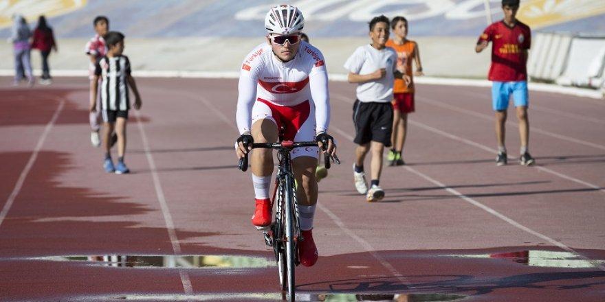 Konyalı Bisikletçinin şampiyonluk öyküsü
