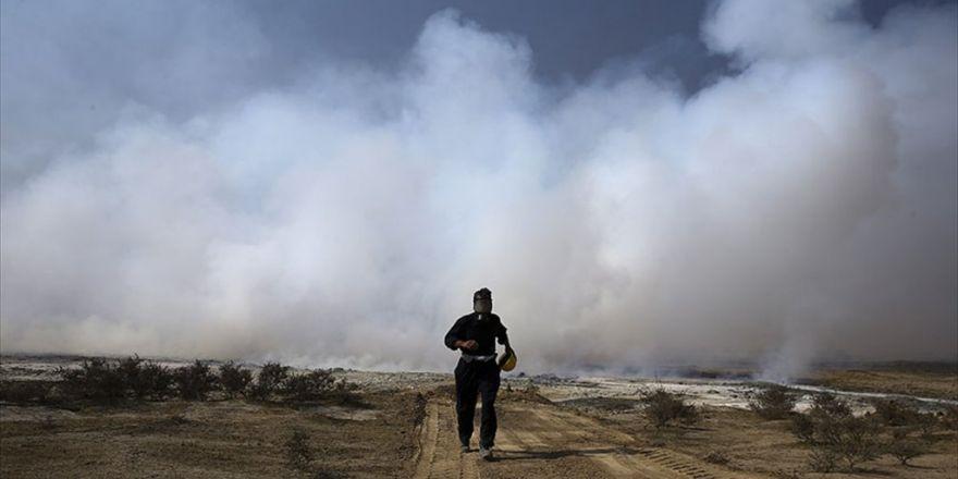 'Zehirli Gaz Bulutları Türkiye'ye Girmeden Yön Değiştirdi'