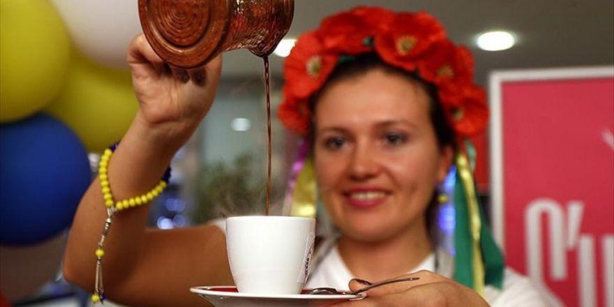 Türk Kahvesi Amerika Turunda