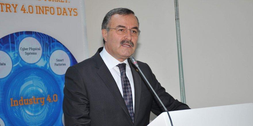 """""""4. Sanayi Devrimi Türkiye için yeni bir fırsat"""""""