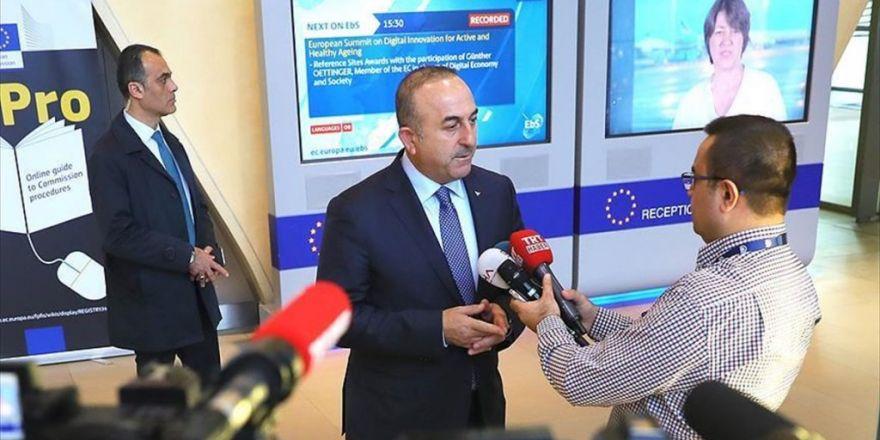 'Kıbrıs Müzakerelerinde Sonuç Odaklı Bir Süreç Olsun Artık'