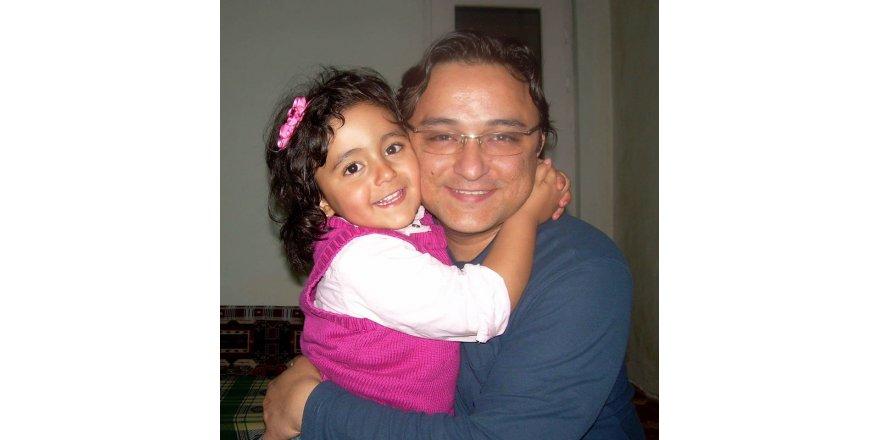 Cemil Anıl Doğan kızı ile