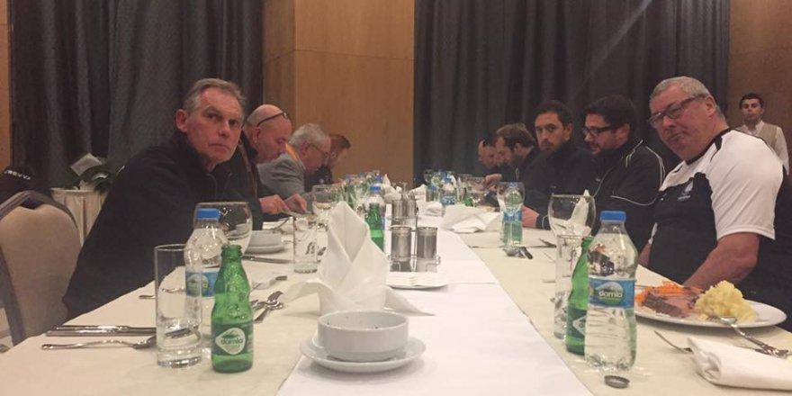 Belçika Temsilcisi Gent Ramada Otel'de