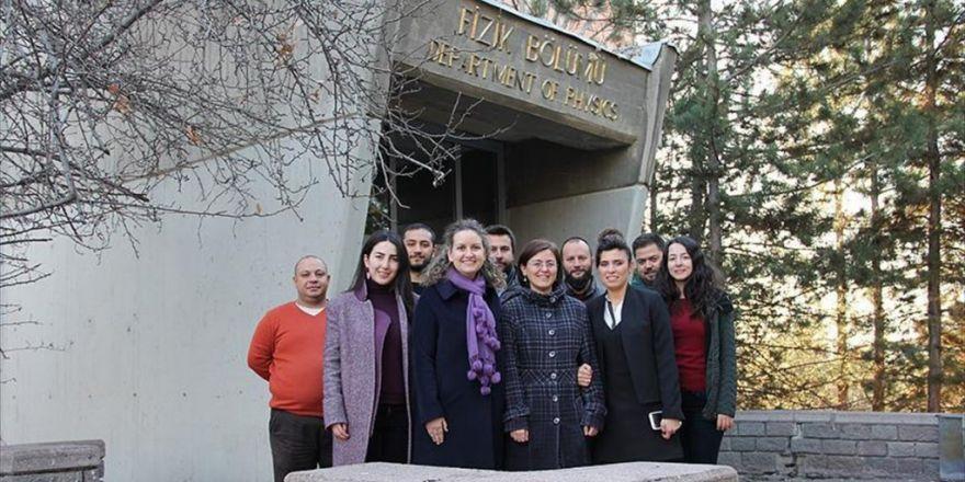 'Uzaydaki Karanlık Madde' Deneyinde Türkler De Yer Aldı