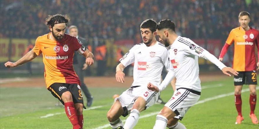 Galatasaray İle Gaziantepspor 61. Randevuda