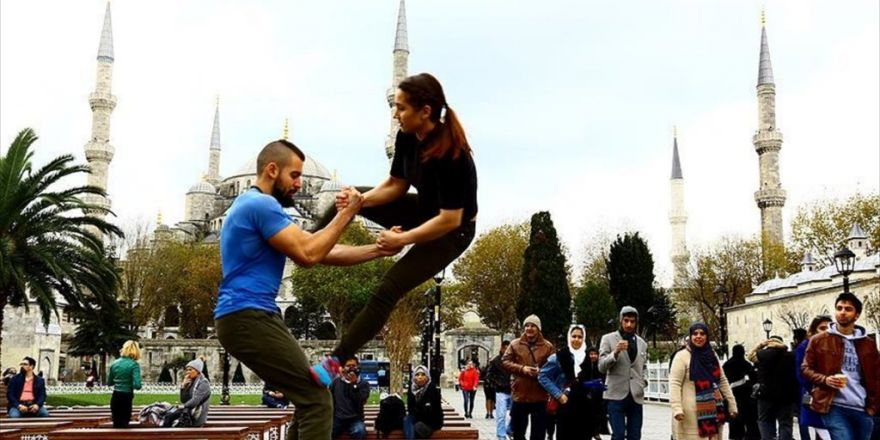 Salondaki Sporu İstanbul Sokaklarına Taşıdılar