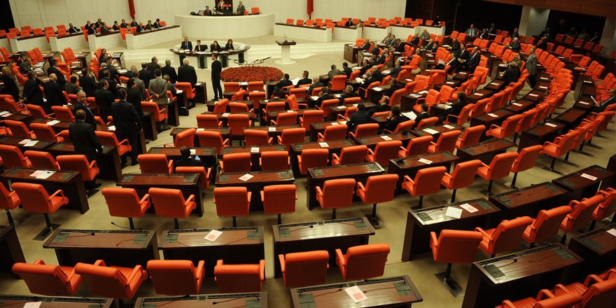Tbmm İçtüzük Değişiklik Teklifi Genel Kurulda