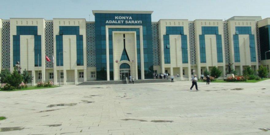 Konya'da FETÖ davasında ilk karar