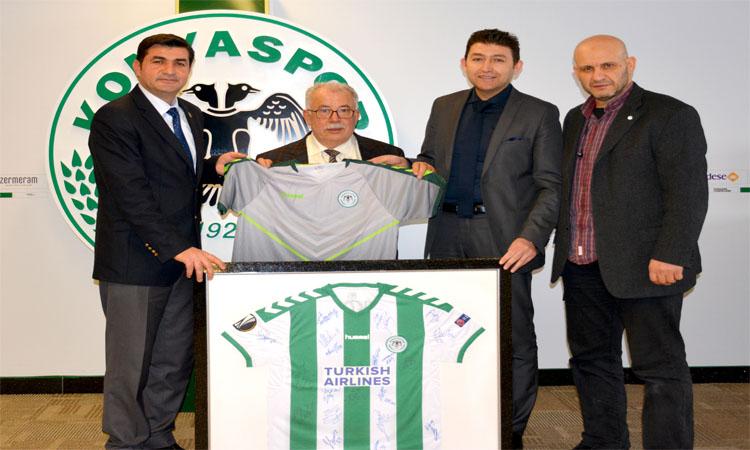 Konyaspor'un vatan borcu