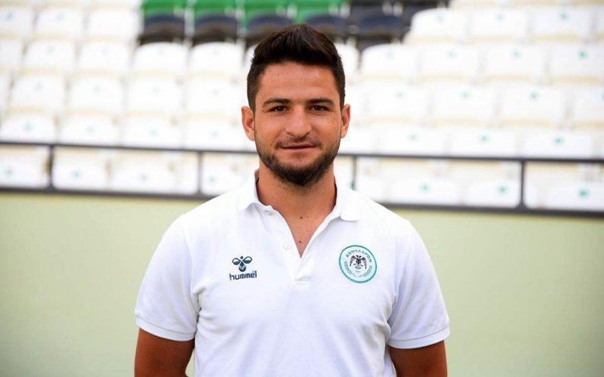 Trabzonspor Ömer Ali'yi resmen açıkladı