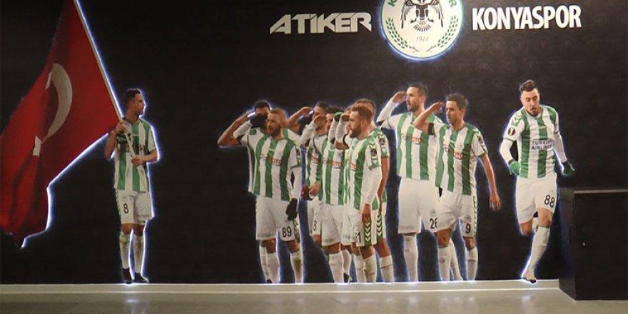 Konyaspor'a yeni yıl sürprizi