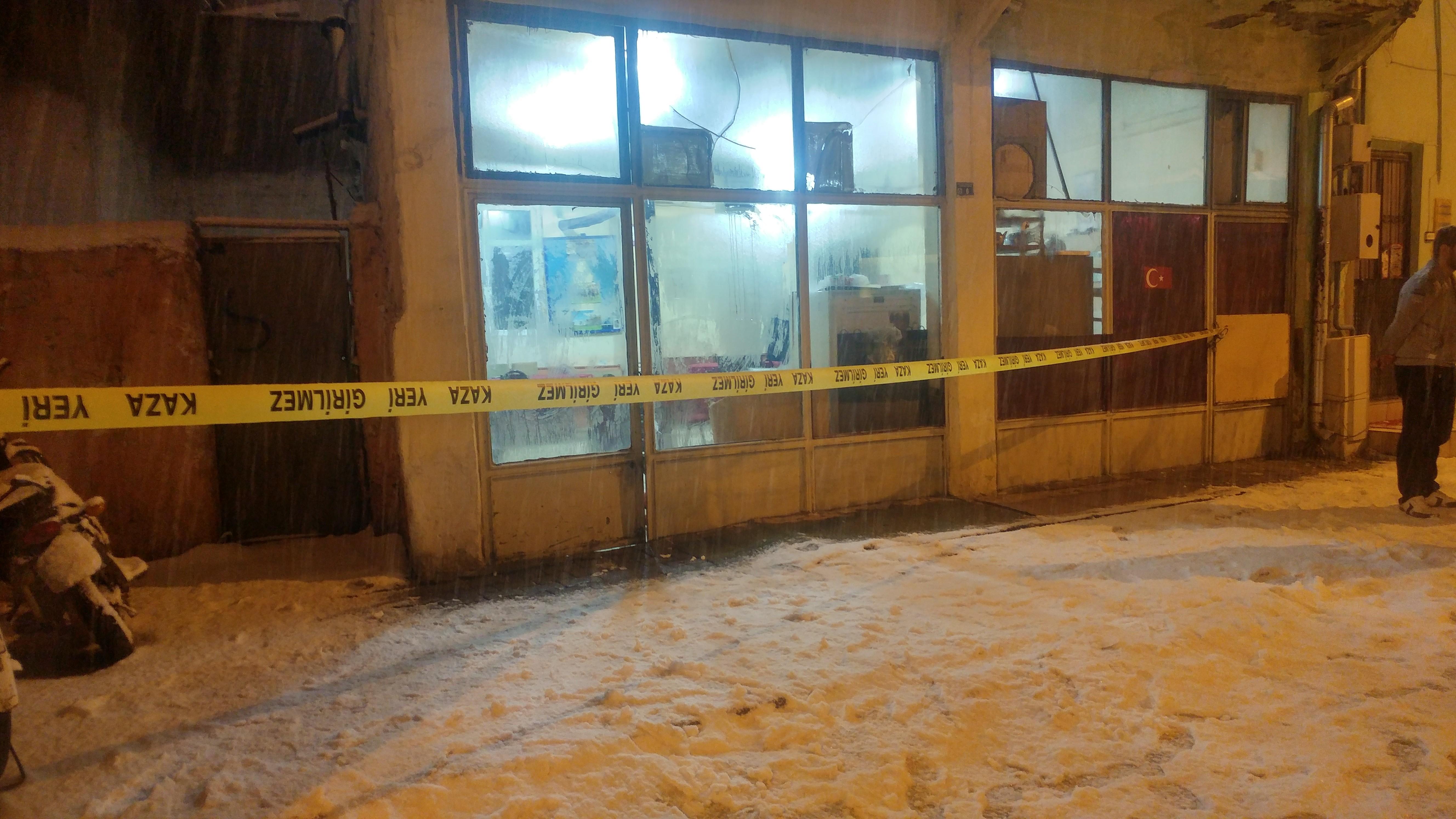 Ereğli'de silahlı kavga: 2 yaralı