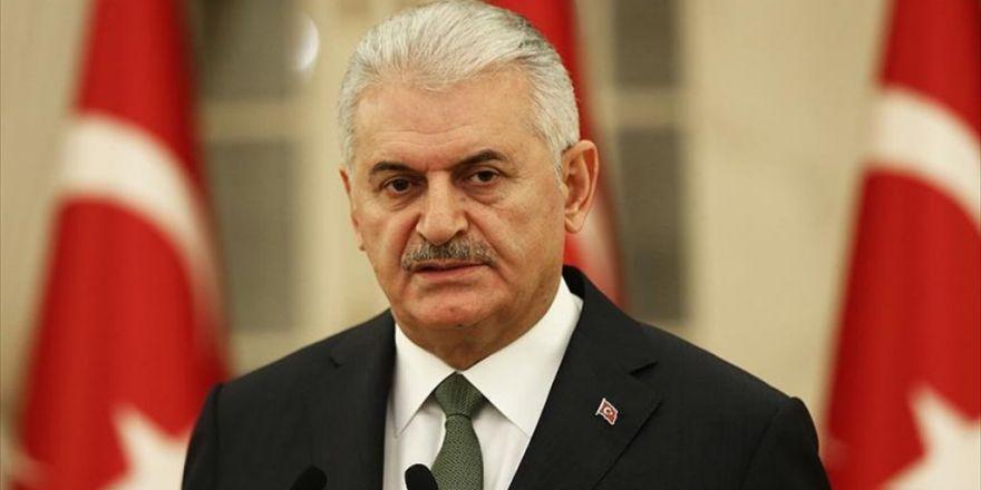 Başbakan Irak'ta açıkladı