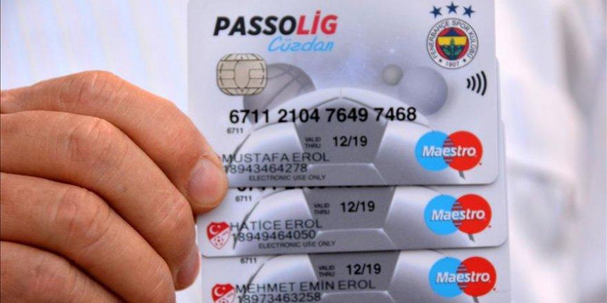 Passolig kart sayısı 2,5 milyonu geçti