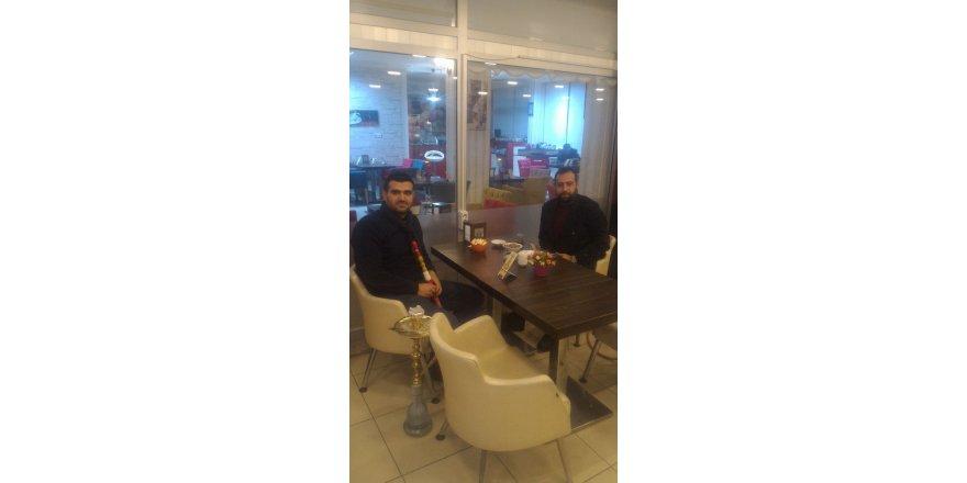 Murat Uluırgı ve Tiryaki sohbette