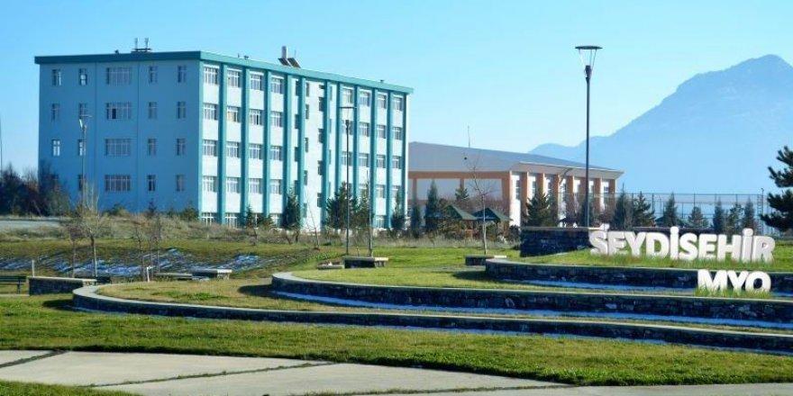 Seydişehir'de açık öğretim sınavına 610 kişi girecek