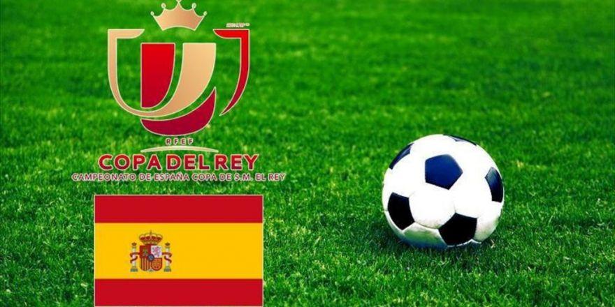 İspanya Kral Kupası'nda Çeyrek Final Eşleşmeleri Belli Oldu