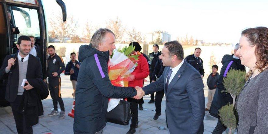 Ramada Otel Galatasaray'ı ağırladı
