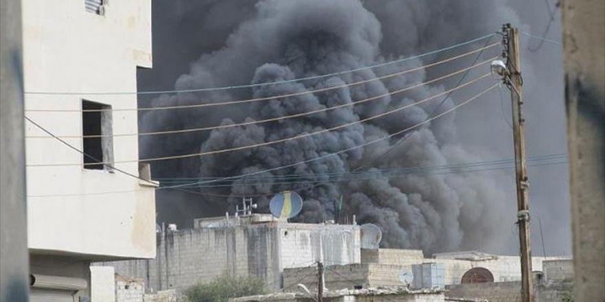 Rejim Güçleri Barada Vadisi'nde Sivilleri Vurdu: 12 Ölü, 20 Yaralı