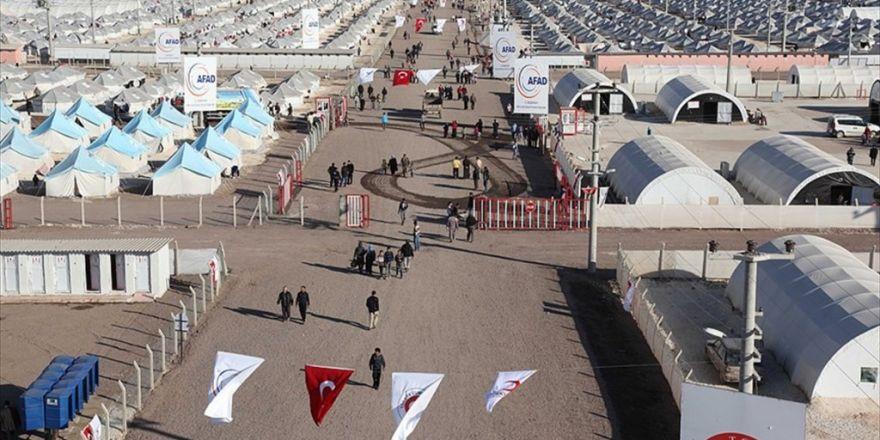 Iom Genel Direktörü Swing: Türkiye'nin Sığınmacı Politikası Dünyaya Örnek