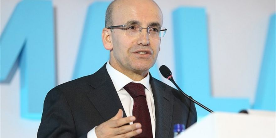 Başbakan Yardımcısı Şimşek: Hazinenin Yeni Garanti Sistemi Reel Sektör Ve Bankaları Rahatlattı