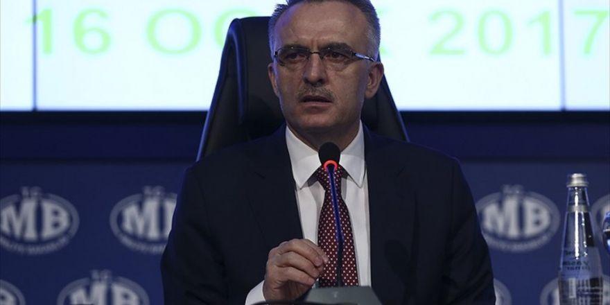 Maliye Bakanı Ağbal: Bütçe Açığı, 2016 Başlangıç Hedefimizin Altında Gerçekleşti